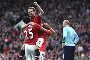 Manchester United 4-0 Norwich City: Rooney and Mata hand Giggs emphatic debut win