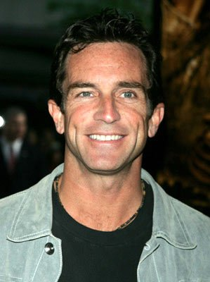 Premiere: Jeff Probst at the New York premiere of Warner Brothers' Troy - 5/10/2004