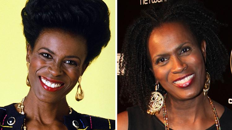 Janet Hubert-Whitten as Vivian Banks (Seasons 1?3)