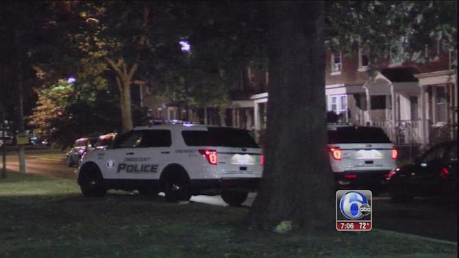 Suspect charged with slashing throats of mother, son in Camden