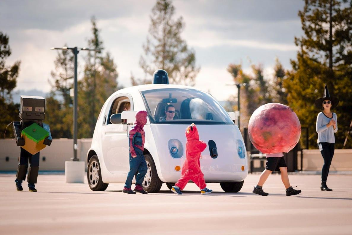 Autonomous vehicles that might sacrifice passengers are only OK for the other guy