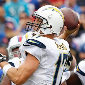 Week 3: San Diego Chargers Philip Rivers highlights