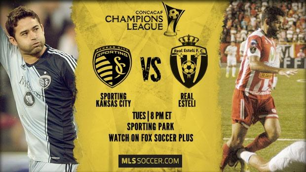 Sporting KC vs. Real Esteli | CONCACAF Champions League Match Preview