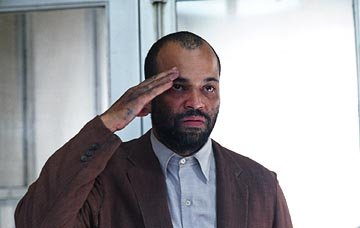 Jeffrey Wright in Paramount's The Manchurian Candidate