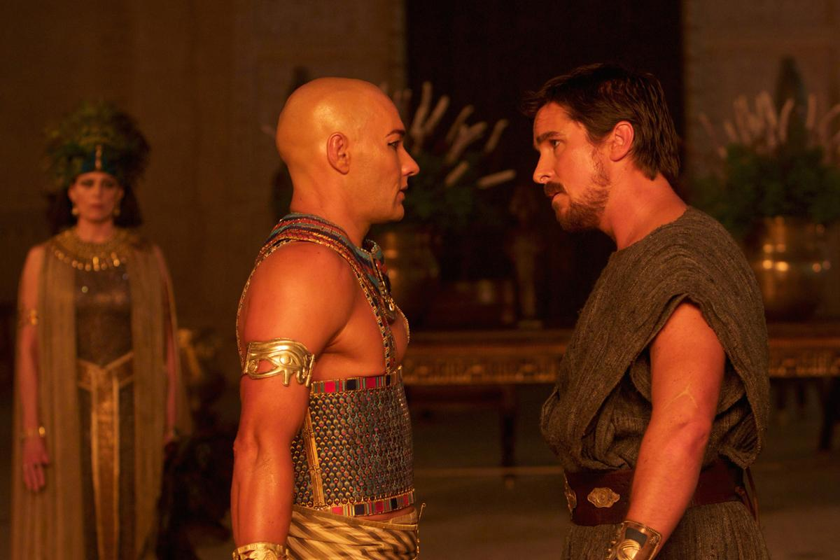 Ridley Scott's 'Exodus: Gods and Kings' reportedly banned by Egypt and Morocco