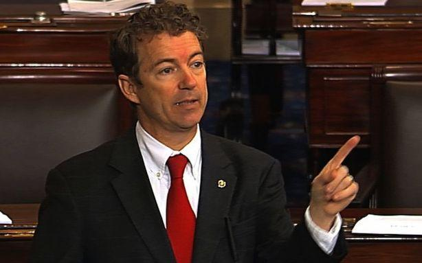 Rand Paul's Twisted History Blames GOP Race Problem on Depression-Era Gifts