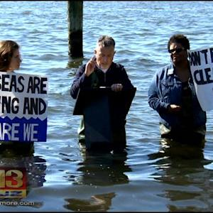 Environmental Activists In Md. Pressing For Clean Energy