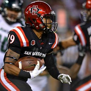 Mountain West Peak Plays: Pumphrey Runs Free For San Diego State