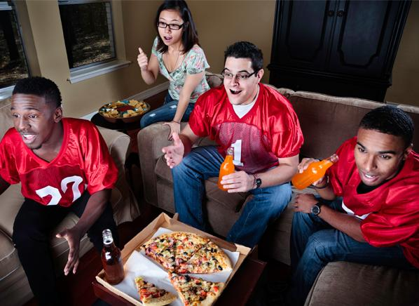 5 Ways to Order a Healthy Pizza for the Big Game