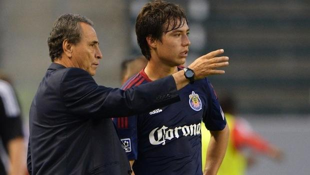 "Erick ""Cubo"" Torres welcomes return to Chivas USA in 2014, but players admit changes coming"