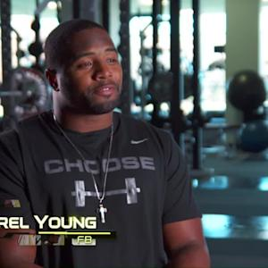 NFL UP: Darrel Young