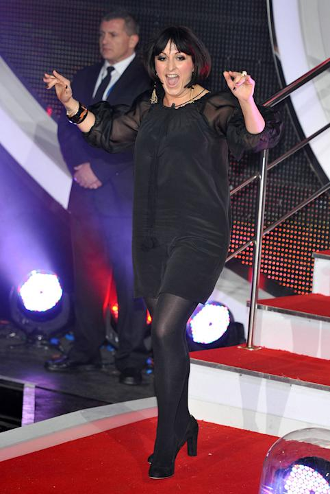 Natalie CassidyC5's Celebrity Big Brother - second series starts at Elstree Studios.London, England - 05.01.12Mandatory Credit: Daniel Deme/WENN.com