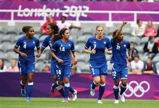 France out to prove its worth in women's football