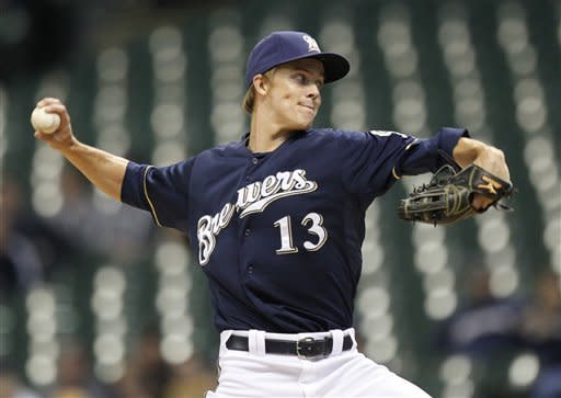 Braun, Greinke lead Brewers past Astros 6-5