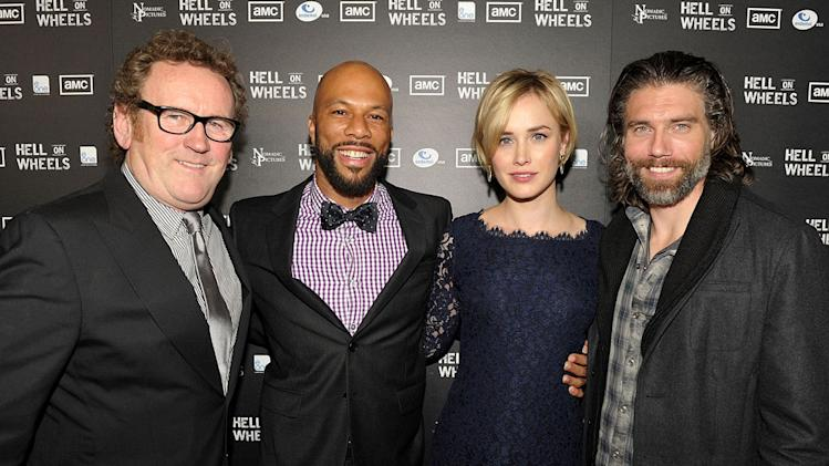 'Hell on Wheels' Premiere