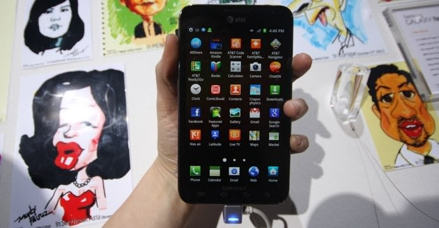 Goliath new Samsung Note phone causes rift amongst gadget ...