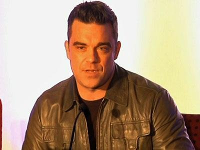Robbie Williams announces European tour