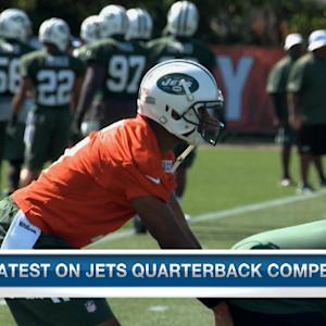 Latest on New York Jets quarterback competition between Geno Smith and Michael Vick