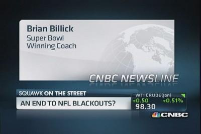 NFL: End of the blackout era?