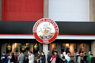 Sheffield United's turnover fell by £4.1million to £10.2million for the year ending June 2012