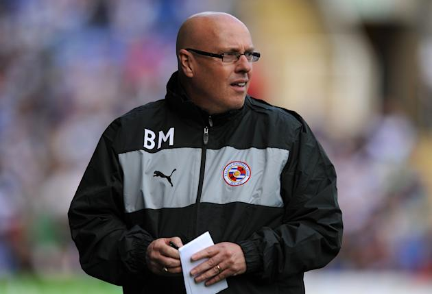 Reading manager Brian McDermott is confident his side can claim three points this weekend