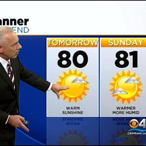 CBSMiami.com Weather 12-19-14 11 PM