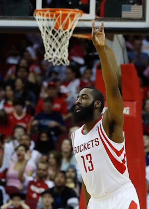 Harden scores 29 as Rockets beat Kings 121-100