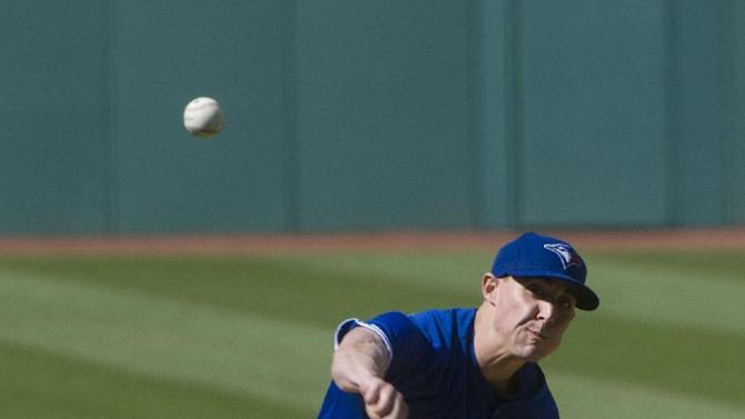 Blue Jays keep Kluber winless after beating Indians 11-4