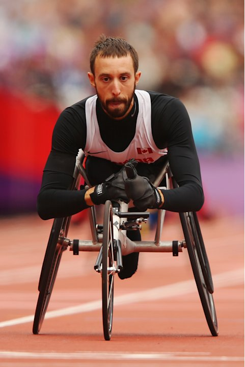 2012 London Paralympics - Day 4 - Athletics
