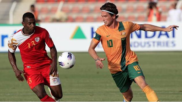 Asian Football - Australia's Kewell signs with Qatari club Al Gharafa