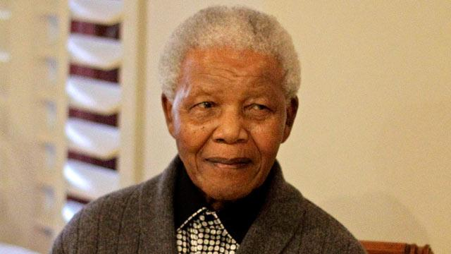 Obama 'Deeply Concerned' For Mandela