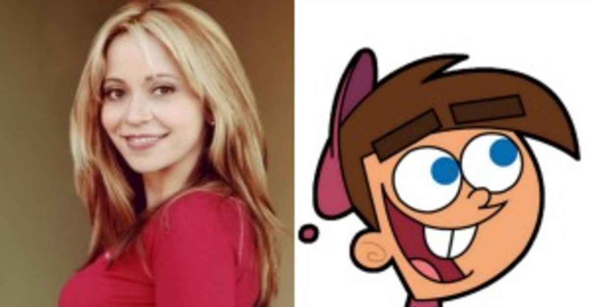 12 Male Cartoon Voices That Really Belong To Women