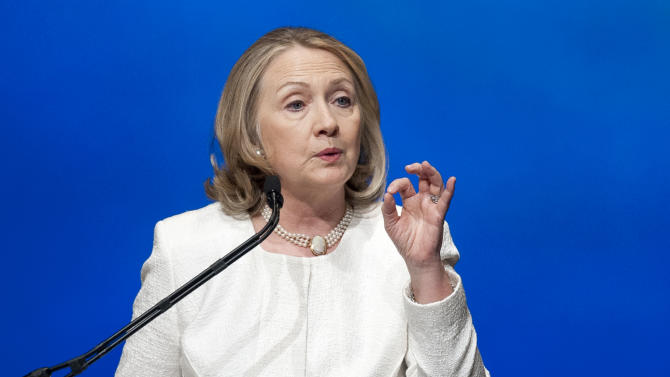 Hillary Clinton headlines NY women's conference