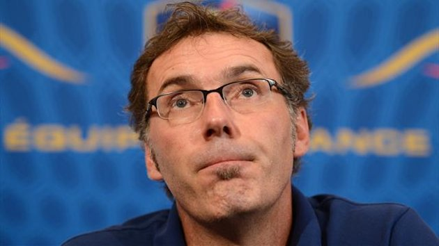 FOOTBALL 2012 France - Laurent Blanc