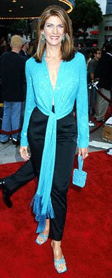 Julie Moran at the Mann Village Theatre premiere of 20th Century Fox's Me, Myself & Irene