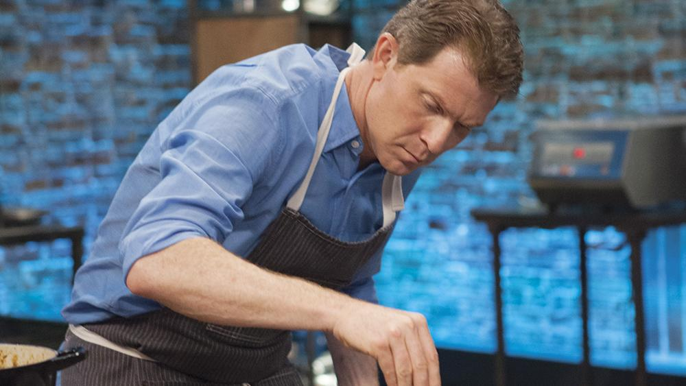 Watch Bobby Flay Receive His Star on the Hollywood Walk of Fame