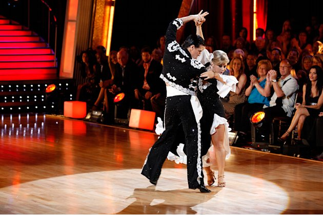 Shawn Johnson and Mark Ballas&nbsp;&hellip;