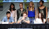 Twilight Fans Given Sneak Peek At Comic-Con