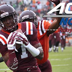 Isaiah Ford Looks To Go Next Level for Hokies This Fall | ACC Now