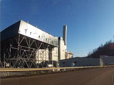 Hybrid Power Plant Burns More Than Coal