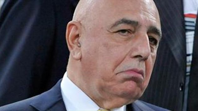 Galliani: It should have been 0-0