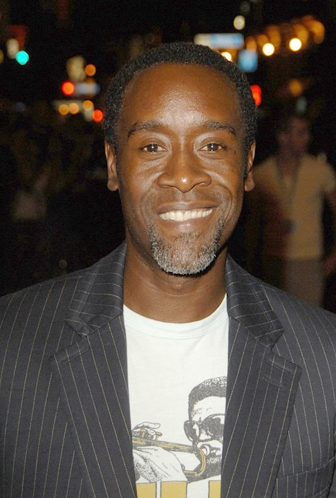Don Cheadle 2007