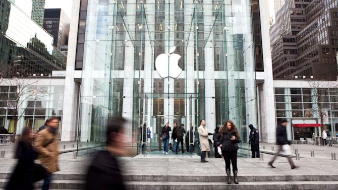 Apple (AAPL) Wins Patent for All-Glass Phone, TV or Home Devices