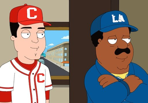 Exclusive First Look: Cleveland Show Recruits All-Star Lineup For Baseball-Themed Episode