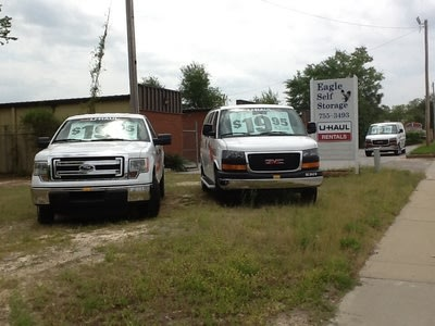 Eagle Self Storage LLC Flies Above the Competition with the Addition of U-Haul
