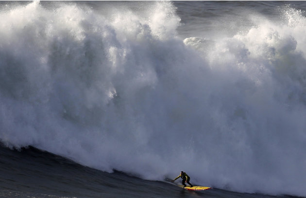 Big-wave surfer Garrett McNamara …