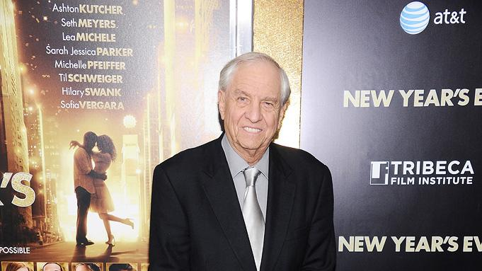 New Year's Eve NY Premiere 2011 Garry Marshall