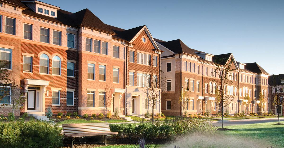 Chestnut Place Townhomes in Falls Church Now Open!
