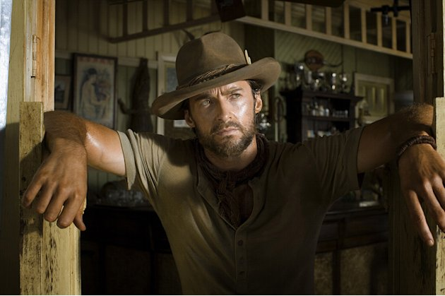 Australia Production Stills 20th Century Fox 2008 Hugh Jackman