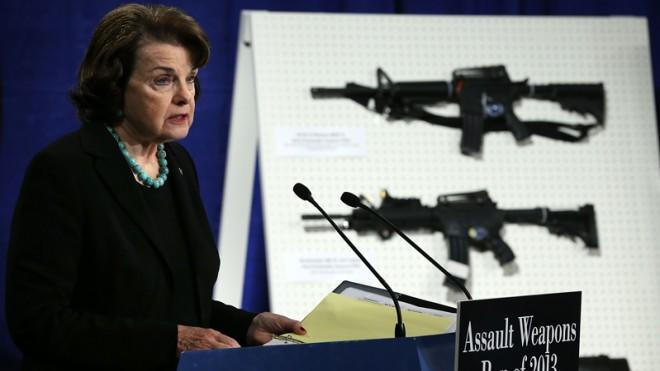 A Senate panel approved an assault weapons ban by a 10-8 vote. Its chances for passage in the full Senate? Slim to none.